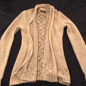 """🌟 """"The Limited"""" Beige Cardigan. 4 for $20."""